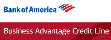 www.BankofAmerica.com/CreditLine – BoA Business Line of Credit